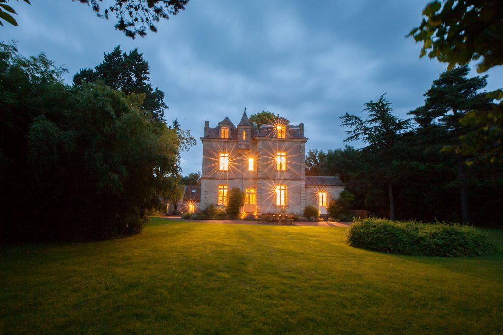 Escape to the Chateau de la Vigne - Loire Valley, France - May Simpkin