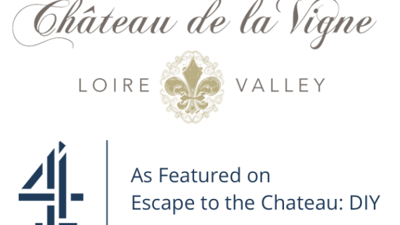 Escape to the Chateau de la Vigne in Loire Valley, France