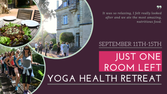 2019 Yoga Health Retreats