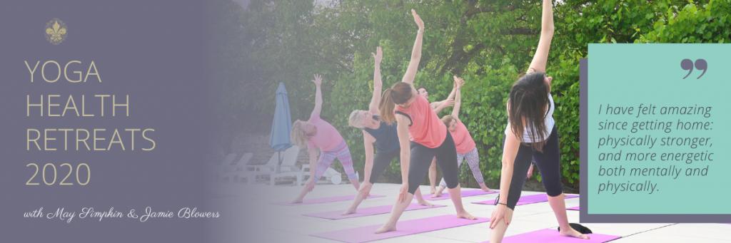 Yoga health retreats 2020